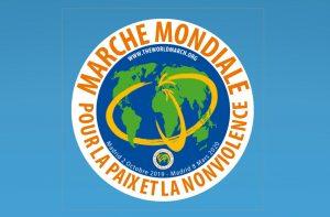 Der 2. weltweite Marsch für Frieden und Gewaltfreiheit beginnt am 2. Oktober, internationaler Tag der Gewaltfreiheit