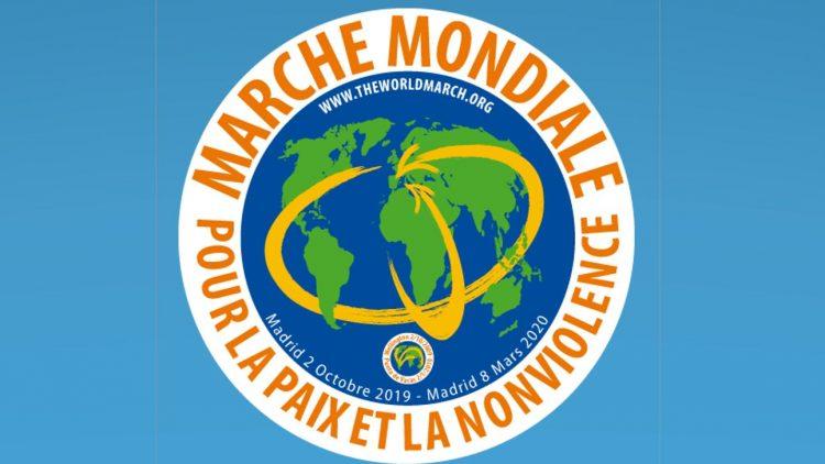 La 2e Marche mondiale pour la paix et la nonviolence commence ce 2 octobre, Journée internationale de la nonviolence