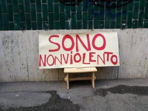 Domenica 6 ottobre, Open day della nonviolenza allo Spazio Foppette