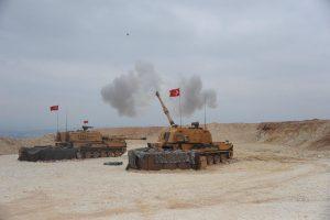 """Η """"επιχείρηση πηγή της ειρήνης"""" μετρά απώλειες αμάχων"""