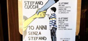 10 anni senza Stefano Cucchi. Il 12 e 13 ottobre a Roma l'umanità in marcia per ricordare