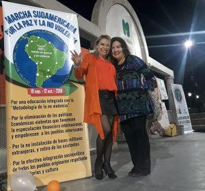 Mendoza: Segunda Marcha Mundial por la Paz y la Noviolencia