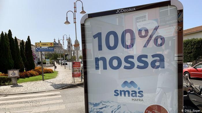 Παρελθόν οι ιδιωτικοποιήσεις νερού στην Πορτογαλία