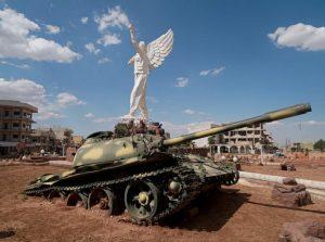 Novo sistema educacional, central na Revolução Rojava dos curdos no norte da Síria, agora está sob ataque