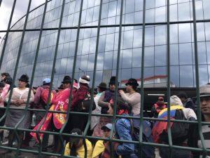 [Equador] Movimento Indígena dá um basta na demagogia do governo e toma as ruas de Quito