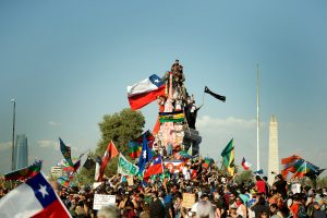 Chile: Plaza de la dignidad, un día para no olvidar