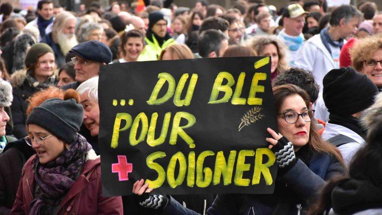 France. Urgence pour l'hôpital public : « En 15 ans, 69.000 lits d'hospitalisation ont été supprimés »