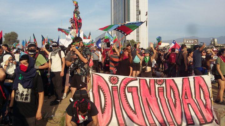31 días de movilizaciones en Chile: las cifras