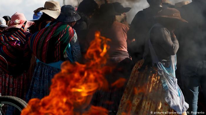 Lateinamerika: Aufstand gegen die Eliten