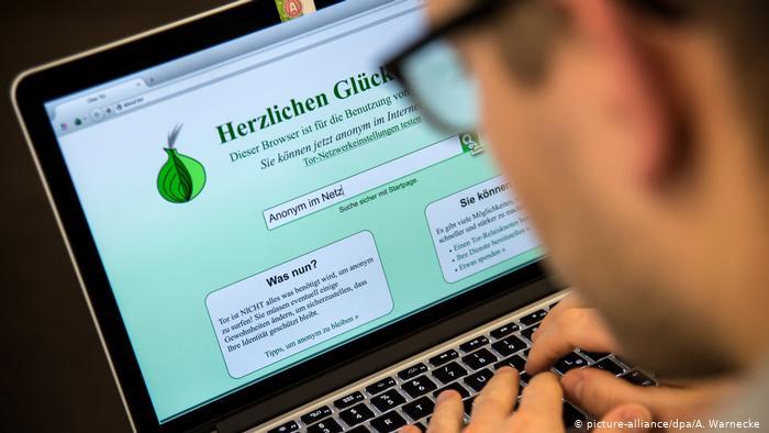 Sites da Deutsche Welle agora acessíveis através do protocolo Tor