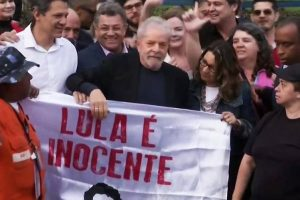 'An Extraordinary Day': Brazilian Leftist Leader Lula Freed From Prison