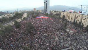 Κι άλλο γκολ η Χιλή: γκολ από το λαό