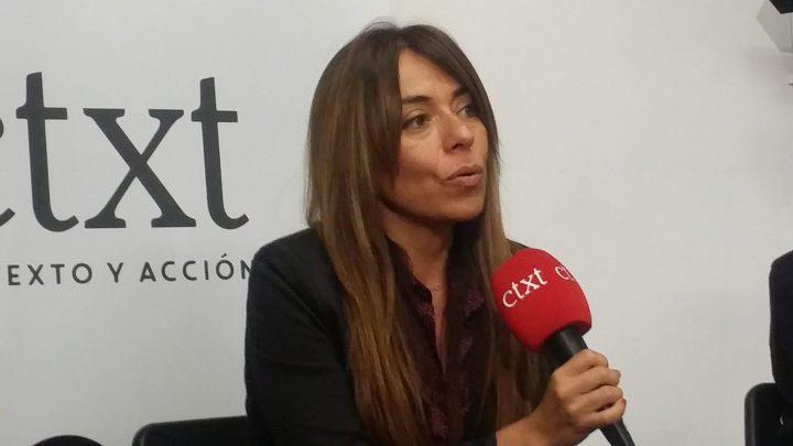 «El momento actual en Ecuador es muy preocupante», según Adoración Guamán