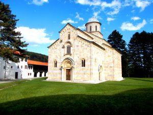 Paesaggi Balcanici: Dečani. In difesa dei diritti culturali e dei patrimoni dell'umanità