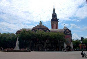 Subotica la splendida: tra meraviglie dell'Art Nouveau e patrimoni della multiculturalità