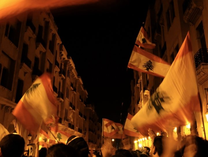 Despite uncertain future, Lebanon's uprising remains united against political elite