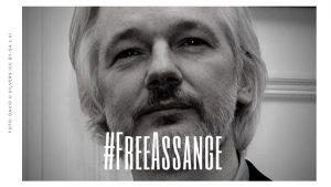 Freiheit für Julian Assange – keine Auslieferung an die USA