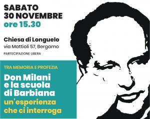 Da Barbiana a Bergamo