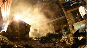 Horas de raiva e tristeza pelo golpe de Estado na Bolívia