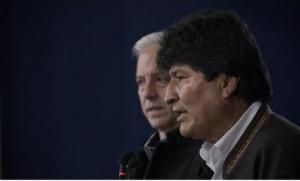 Renúncia do presidente Evo Morales e golpe de Estado na Bolívia