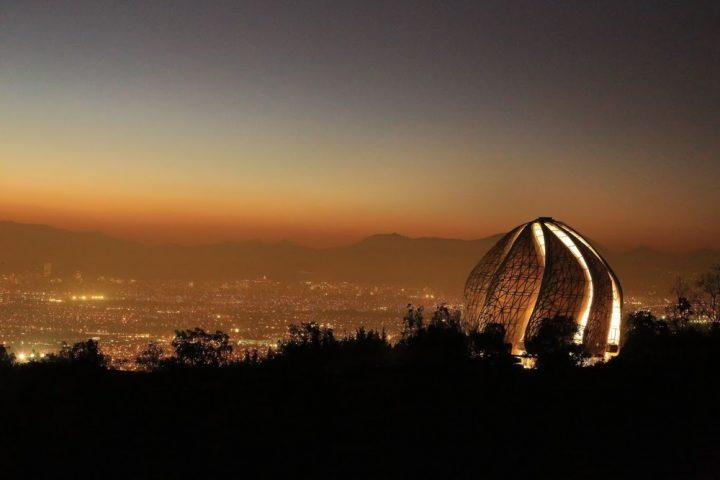 Casa de Adoración Bahá'i Santiago de Chile (1)