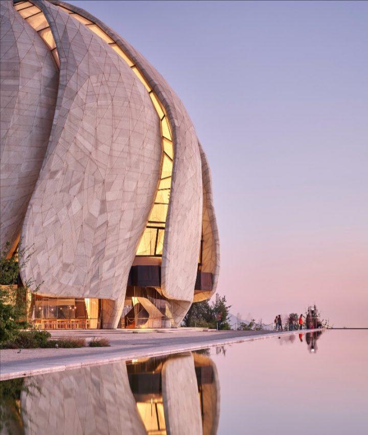 Casa de Adoración Bahá'i Santiago de Chile (2)