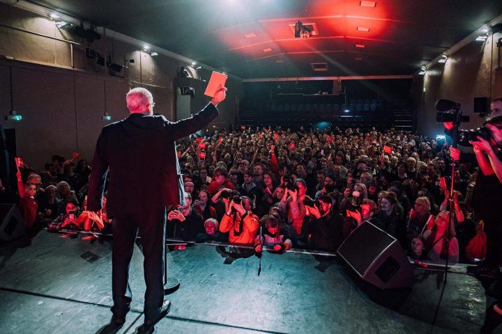 Los rabinos escriben a Jeremy Corbyn para expresar su apoyo y denunciar los comentarios del Gran Rabino del Reino Unido