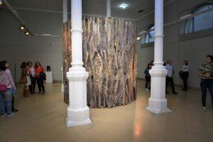 Gabriel Manzo expone «Rey de Corazones» en La Plata, Argentina