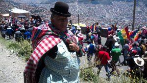Bolivie. La Paz ne tient qu'à un fil
