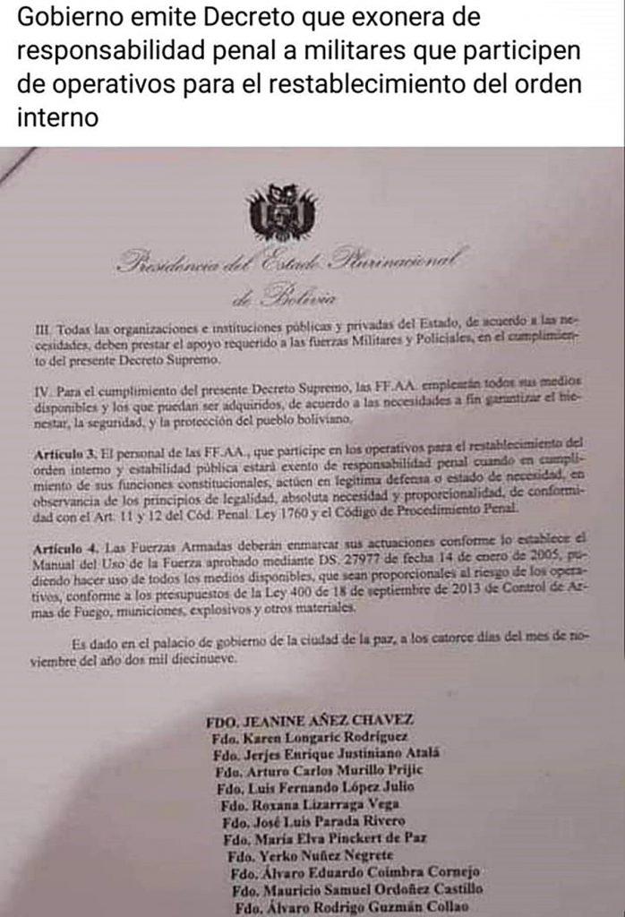 Il decreto 4078