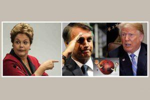 Bolsonaro atacou Cuba, povo fraternal com Brasil, denuncia Rousseff