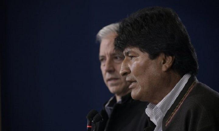 Di fronte alle dimissioni del presidente Evo Morales e al colpo di Stato in Bolivia