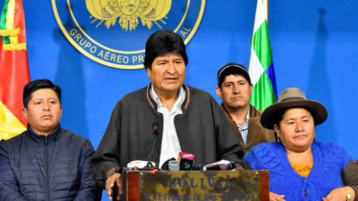 China – Bolivia – a Lithium Deal – No More?