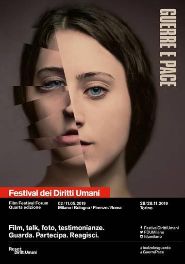 Guerre e pace: il festival dei diritti umani approda a Torino