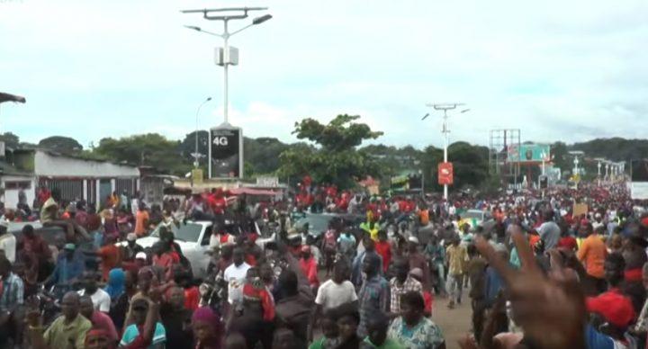 Guinea: in piazza diciamo basta ai presidenti a vita