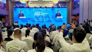 Jovens reúnem-se na China para conter perda da biodiversidade e promover harmonia com a natureza