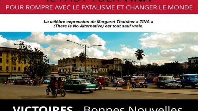 Pour rompre avec le fatalisme : TINA. Victoires sociales et écologiques du mois d'octobre 2019