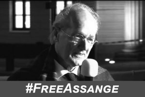 John Shipton kämpft um das Leben seines Sohnes – Julian Assange