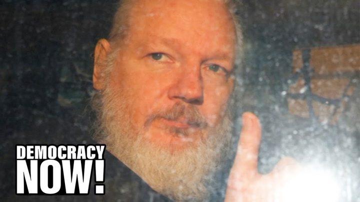U.N. Rapporteur: Julian Assange Has Faced Psychological Torture; He Should Not Be Extradited to U.S.