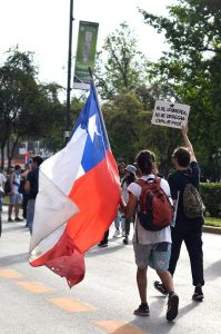 The Basic Cultural Structure: A Comment from Chile as It Burns