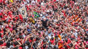 Boaventura vê Lula Livre