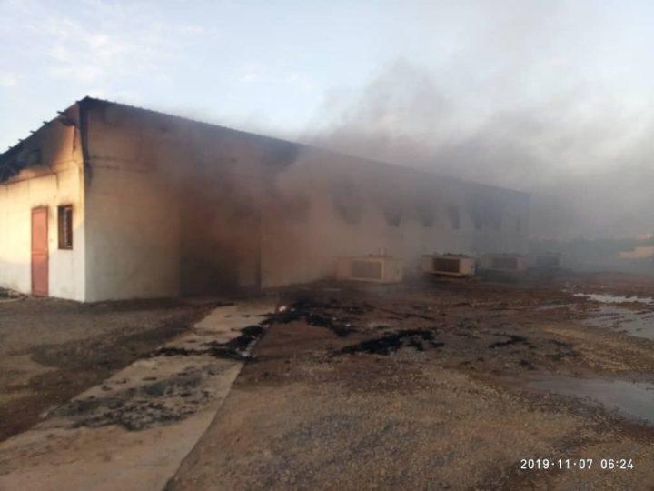 Yemen: Ospedale MSF parzialmente distrutto in attacco aereo a Mocha