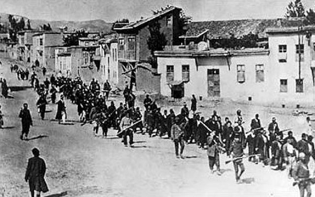 Armenian Genocide Resolution for Dinner
