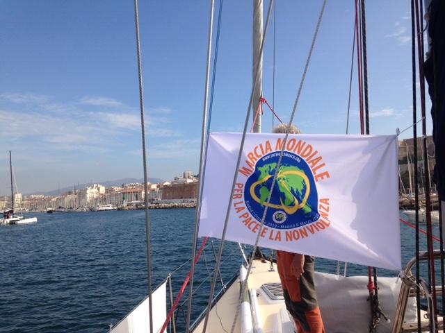 Mediterraneo mare di pace: diario di bordo del 29-30 ottobre