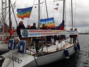 Mediterraneo Mare di Pace: da Cagliari a Palermo