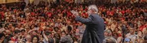 Leia íntegra do trecho sobre temas internacionais do discurso de Lula no 7º Congresso do PT