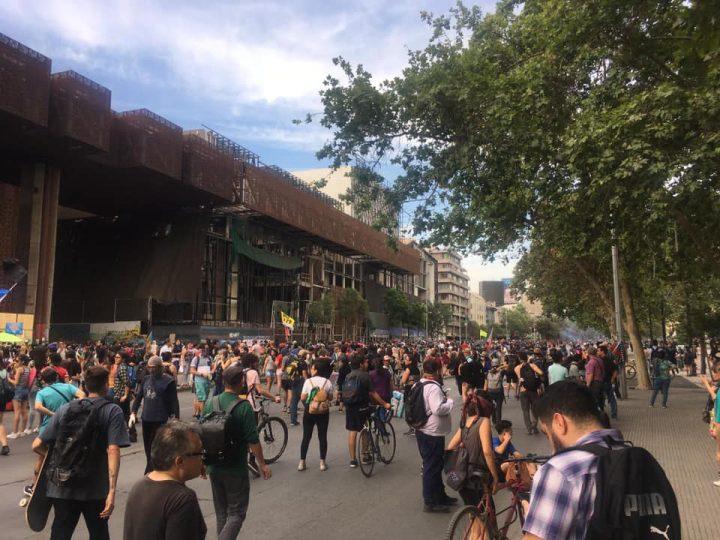 Chile: evaluación del paro nacional de hoy