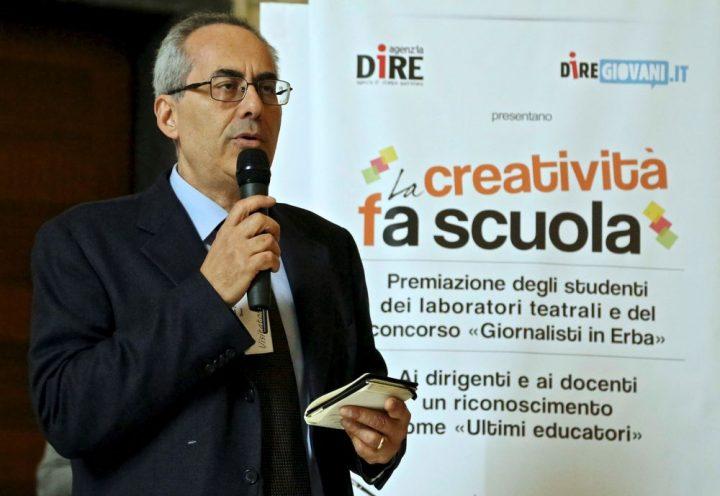 Nicola Perrone (Dire): I giornalisti devono  stare dalla parte dei più deboli e indifesi