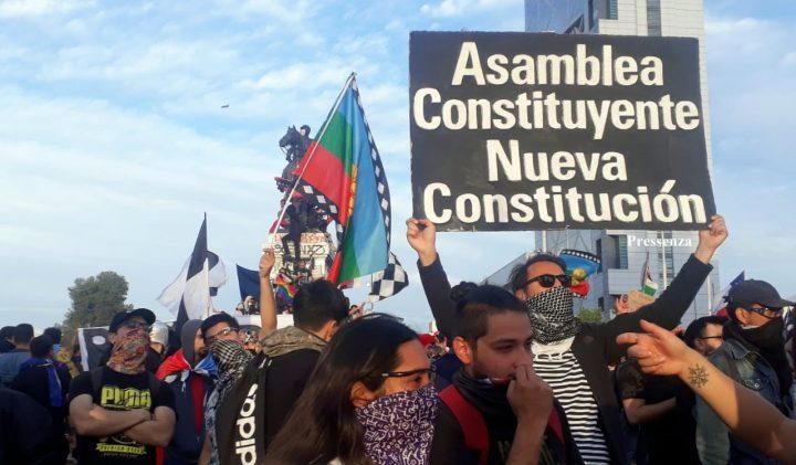 Declaración conjunta de todos los partidos de oposición chilenos