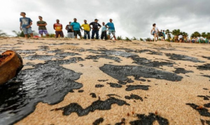 Especialistas listam 6 pontos para reduzir impactos causados pelo óleo no nordeste